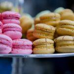 Detailaufnahme Macarons