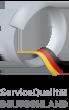 Logo Servicequalität Deutschland Stufe 2