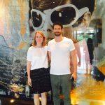 Arne Friedrich und Jeanette Mirow Veranstaltungsmanagement