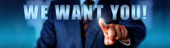 Bannerbild We want you