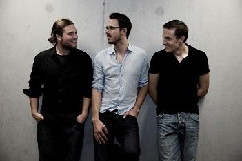 Gruppenfoto Musiker Seng Kuehn Jentzen Jazz Brunch