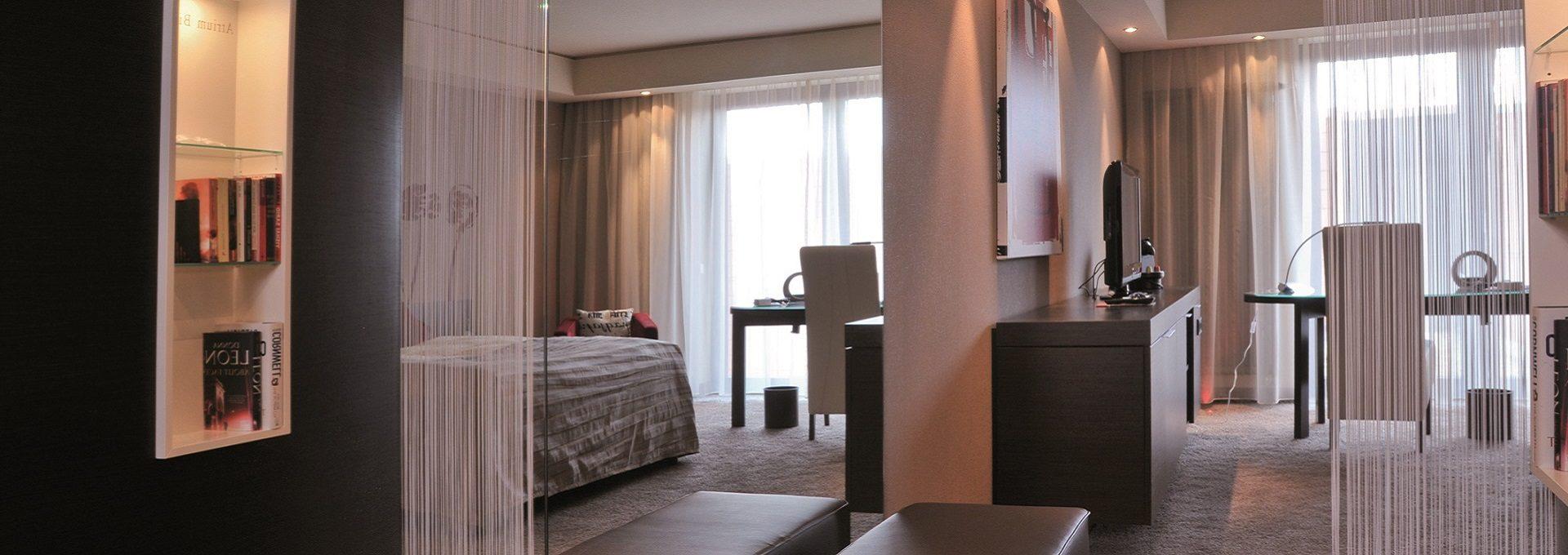 Aufnahme Hotelzimmer