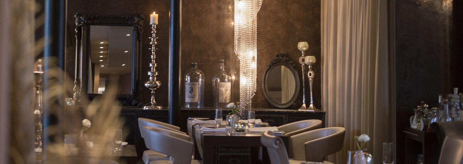Aufnahme Restaurant Adagio