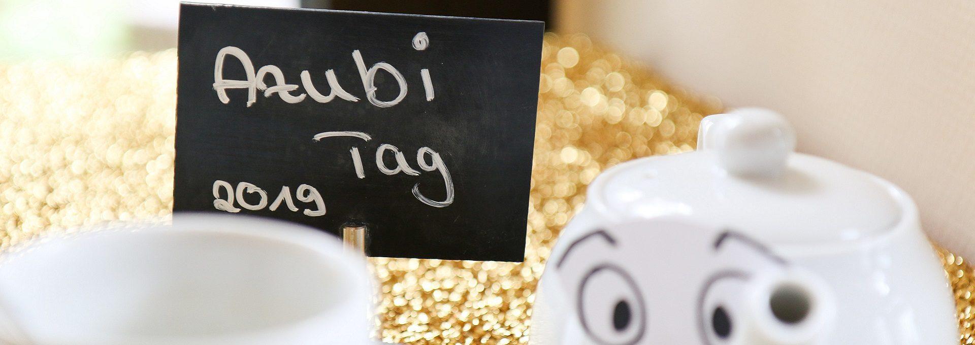 Azubitag 2019 Bannerbild Teekanne