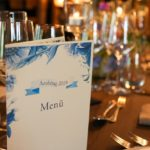 Azubitag 2019 - Es war einmal - Menükarte Restaurant
