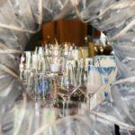 Azubitag 2019 - Es war einmal - Detailaufnahme Gläser