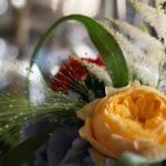 Azubitag 2019 - Es war einmal - Blumengesteck