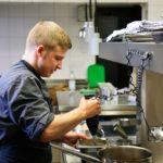 Azubitag 2019 - Es war einmal - Küche Azubi