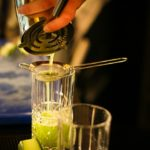 Azubitag 2019 - Es war einmal - Detailaufnahme Cocktail