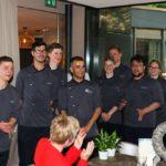 Azubitag 2019 - Es war einmal - Küchencrew im Restaurant