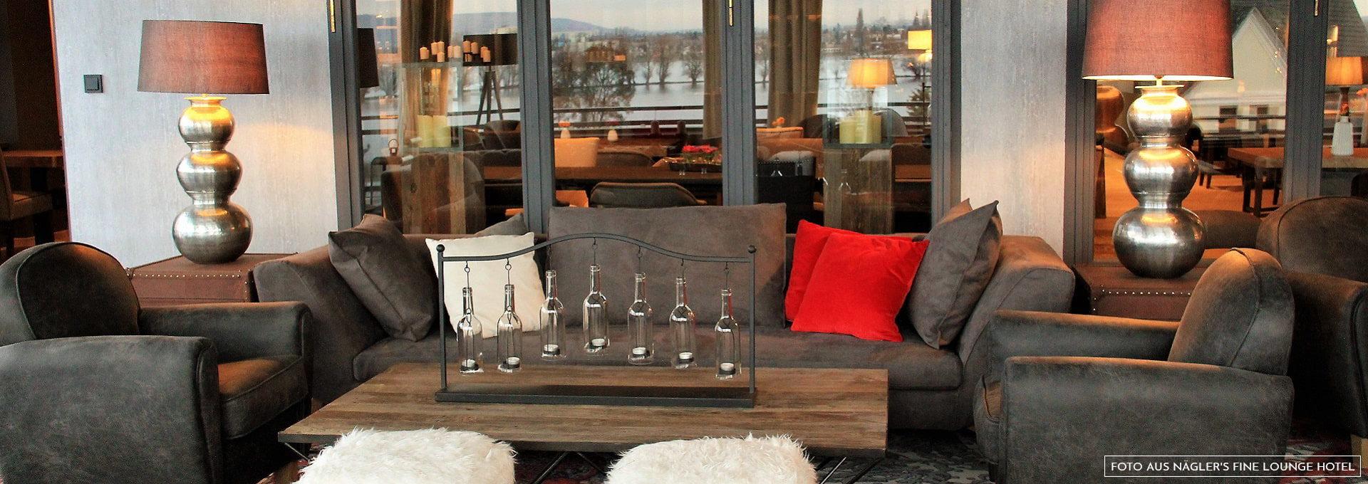 Lounge Näglers Fine Lounge Hotel Oestrich-Winkel