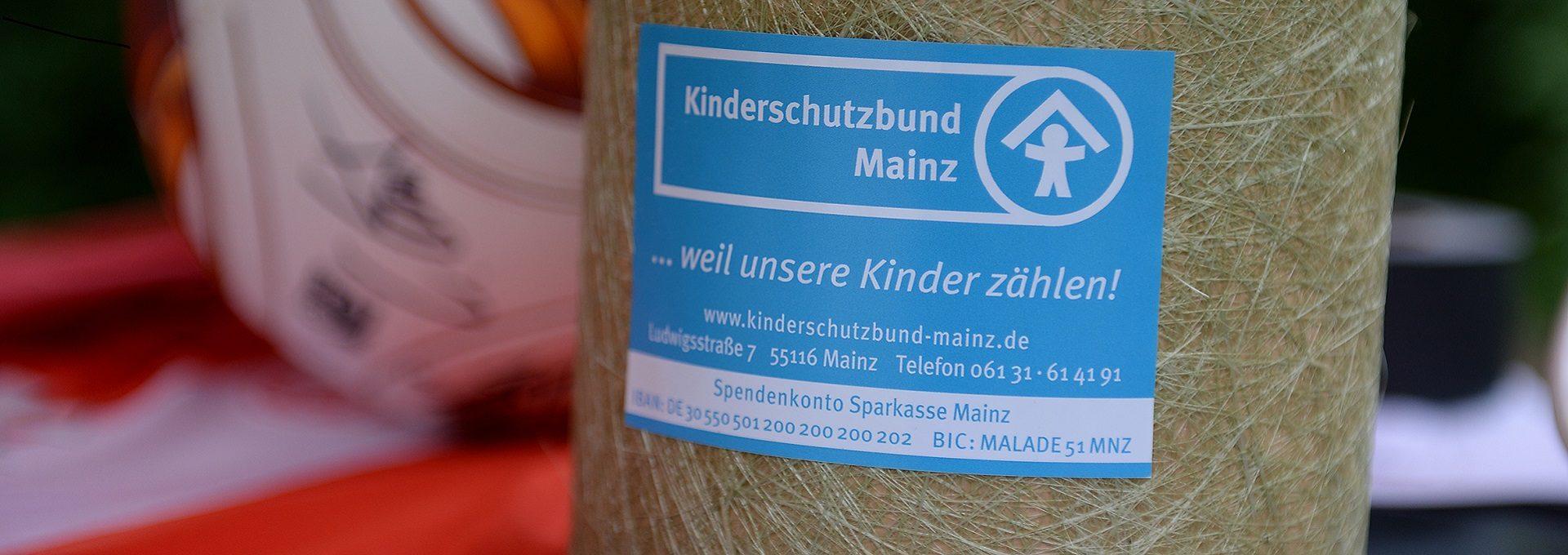 Aufnahme Flyer Kinderschutzbund