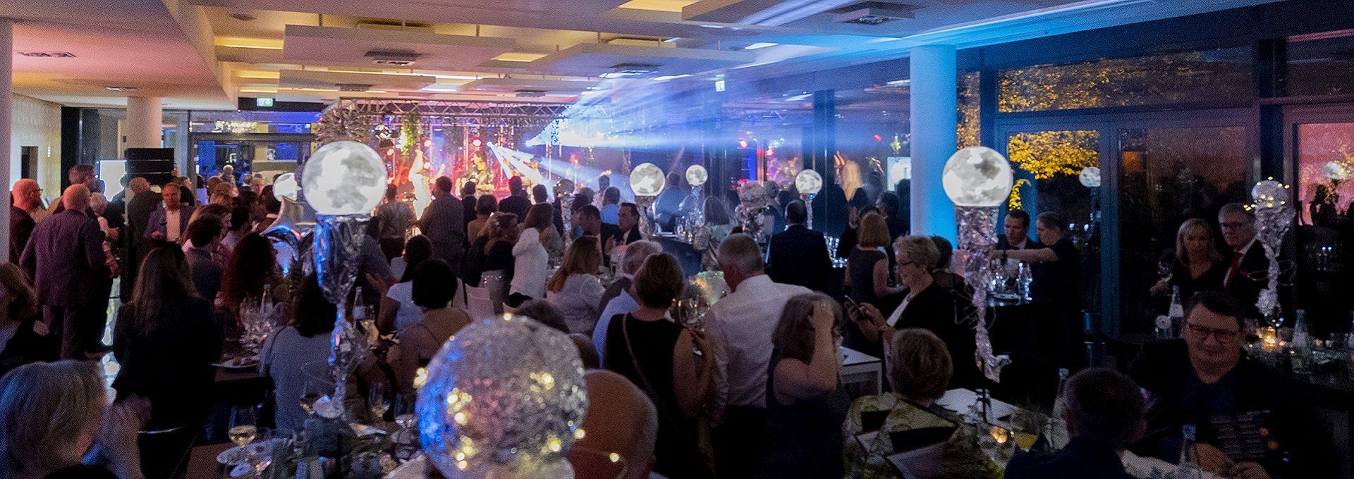 Tastetival 2019 Aufnahme Party im Foyer Forum