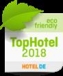 Auszeichnung top Hotel 2018
